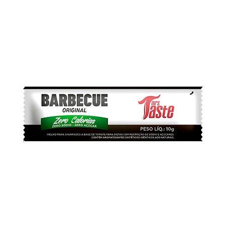 Molho ZERO (Ketchup, Mostarda ou Barbecue) Sachê (1 unidade) Mrs Taste