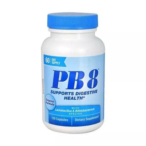 Probiótico IMPORTADO Pb8 (120 Cáps) - Nutrition Now