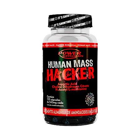 Human Mass Hacker - Power Supplements