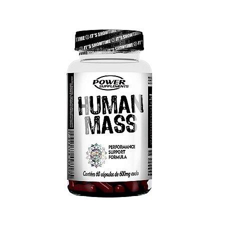 Human Mass  - Power Supplements