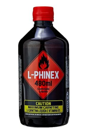 Termogênico L- Phinex (480ml) - Power Supplements