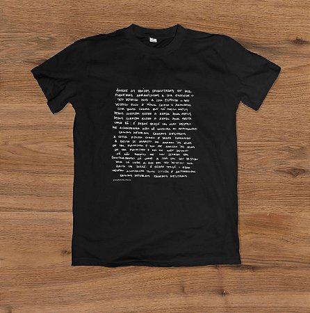 Camiseta Campos Neutrais