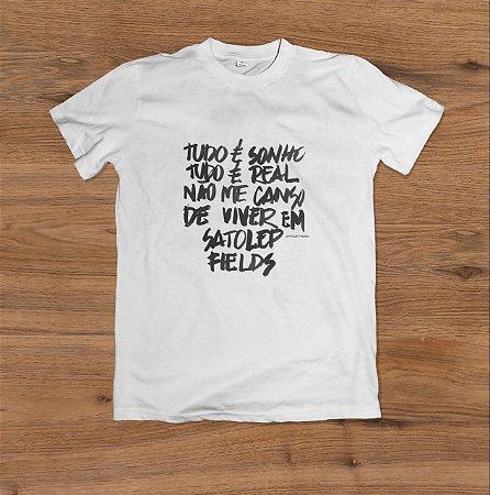 Camiseta Satolep Fields Forever