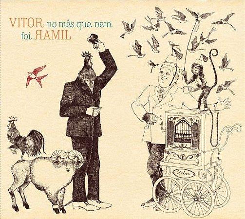 Vitor Ramil - Foi no mês que vem (CD duplo)