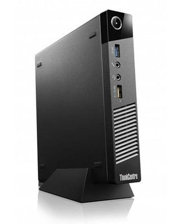 Mini Desktop LENOVO ThinkCentre M93P Tiny Core I5-4590T 4GB 500GB W7PRO - 10AA005XBP