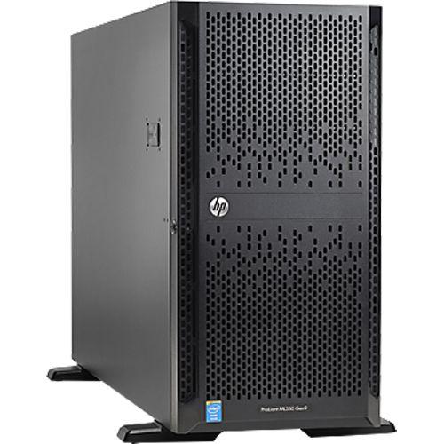 Servidor HPE ProLiant ML350 Gen9 Xeon E5-2620v4 16GB RAM Sem Disco - 754537-B21