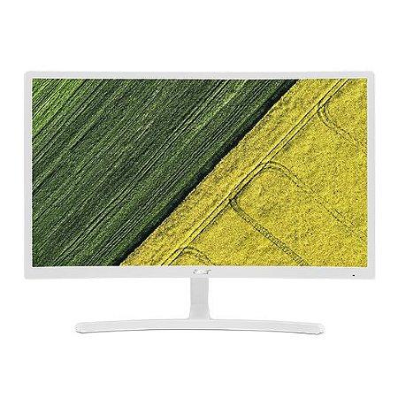 "Monitor Curve Gamer Acer 24"" FHD ED242QR WI HDMI VGA"