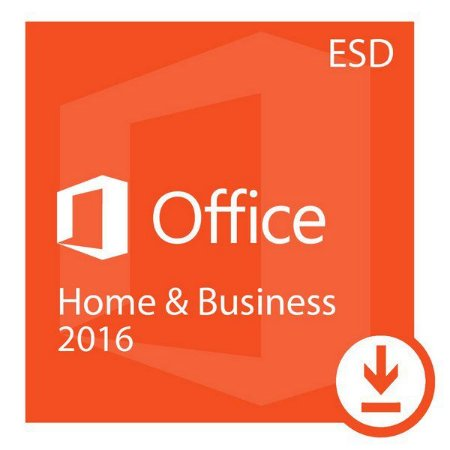 MS Office Home & Business 2016 ESD - T5D-023234