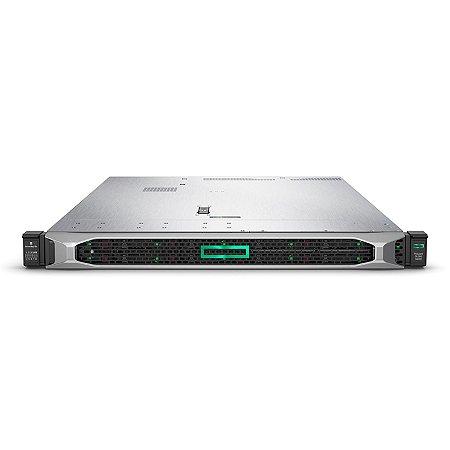 Servidor HPE Proliant DL360 Gen10 Xeon 3104 bronze 8GB S/Discos - P01880-B21