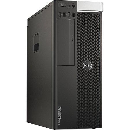 Workstation Dell T5810 E5-1607 8GB 1TB Win 10 PRO - 210-ADBT-5TM3