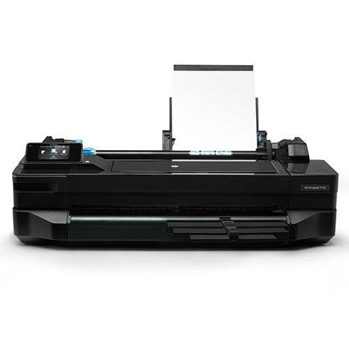 "Impressora Plotter HP T120 ePrinter 24"""