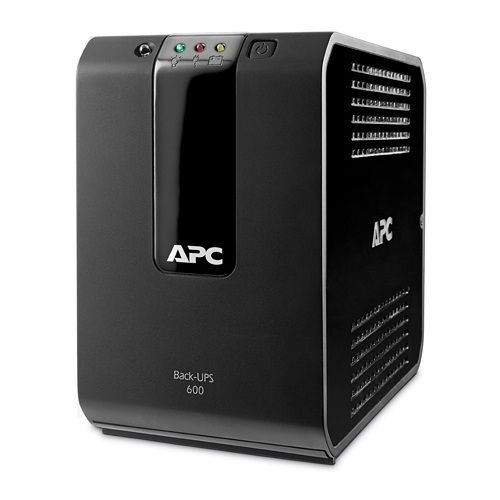 No-break APC Back-UPS 600VA, 115V/220V - BZ600BI-BR
