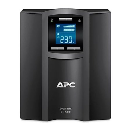 No-break APC Smart-UPS C 1500VA 230V - SMC1500I-BR