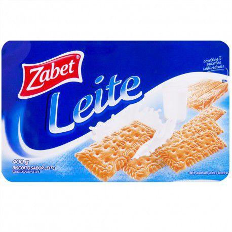 Biscoito de leite - Zabet - 400g