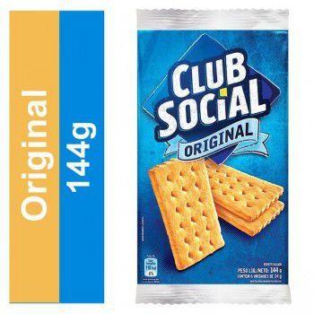 Biscoito original - Club social