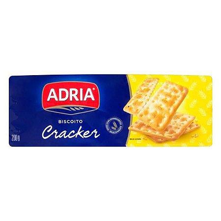Biscoito cracker - Adria - 200g