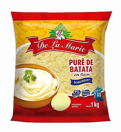 Pure de batata flocos - De la marie - 1kg