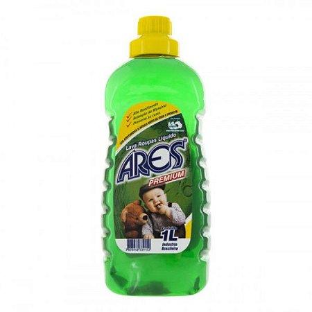 Lava roupas liquido - Ares - 1L