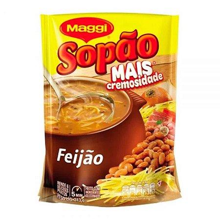 Sopao sabor feijao - Maggi - 213g