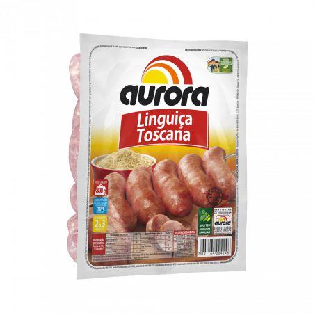 Linguiça toscana - Aurora - 800g