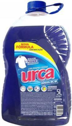 Lava roupas liquido - Urca
