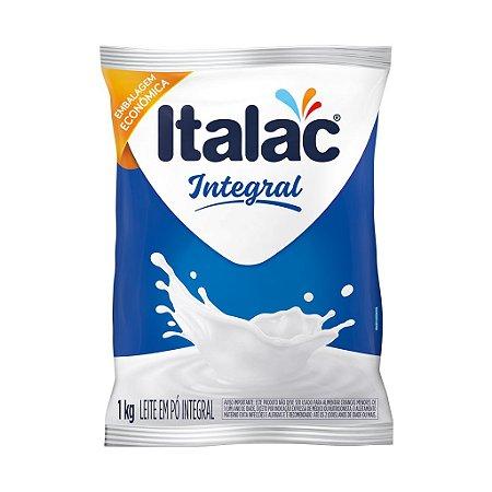 Leite em po integral - Italac - 1kg