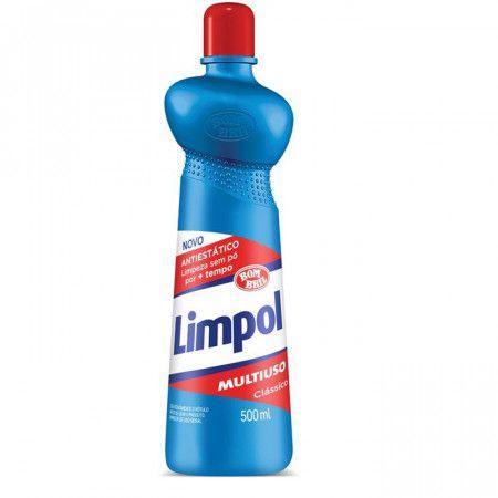Limpador multiuso classico - Limpol - 500ml