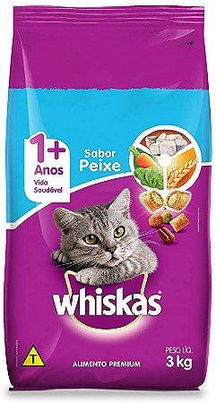 Raçao para gatos - Whiskas