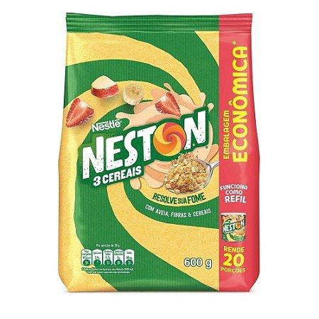 Neston 3 cereais - Nestle - 600g