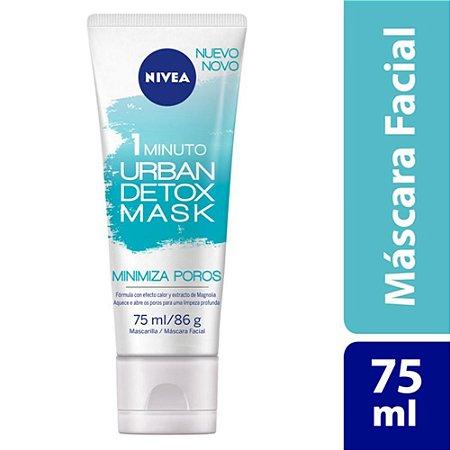 Mascara facial urban skin - Nivea - 75ml