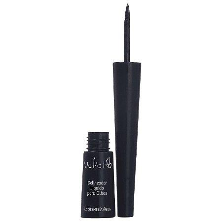 Delineador liquido olhos - Vult - 2,5ml