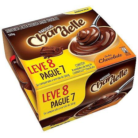Sobremesa chandelle de chocolate - Nestle - 720g