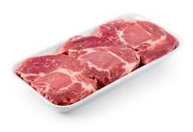 Bisteca de porco (copa) - 500gr