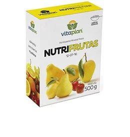 FERTILIZANTE NUTRI FRUTAS - 500GR