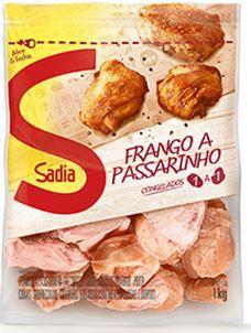 FRANGO A PASSARINHO - SADIA - 1kg
