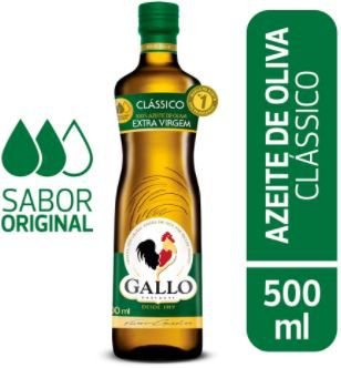Azeite de oliva extra virgem - Gallo - 500ml