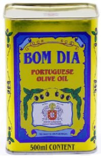 AZEITE DE OLIVA EXTRA VIRGEM - BOM DIA - 500ml