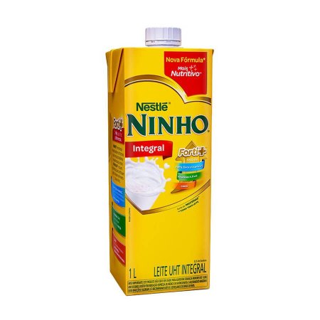 Leite ninho integral - Nestle - 1L