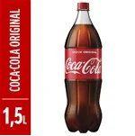 REFRIGERANTE COCA-COLA ORIGINAL- 1,5 LT
