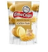 BATATA PALHA ELMA CHIPS EXTRA FINA - 100 GR