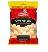 OVINHOS DE AMENDOIM ELMA CHIPS EMBALAGEM 400 GR