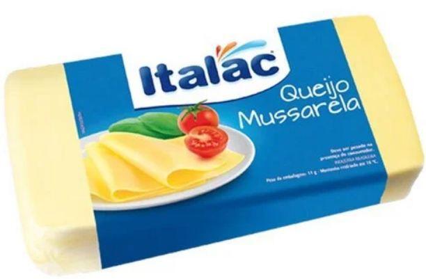 QUEIJO MUSSARELA ITALAC
