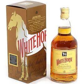 WHISKY WHITE HORSE - 1 LITRO
