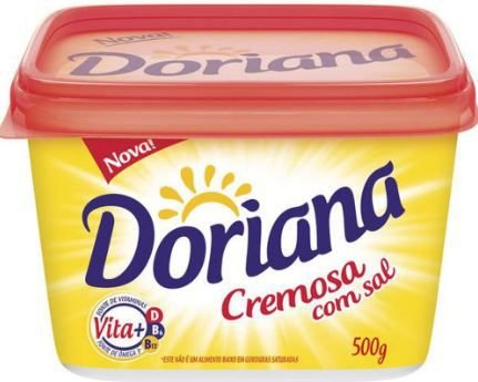 MARGARINA DORIANA (500g)