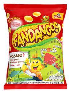 SALGADINHO FANDANGOS - 45g