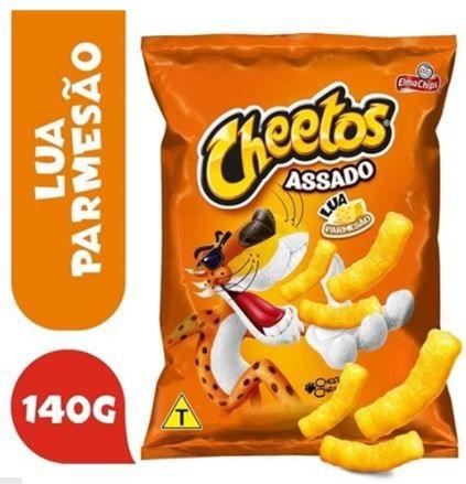 SALGADINHO CHEETOS LUA - 140g