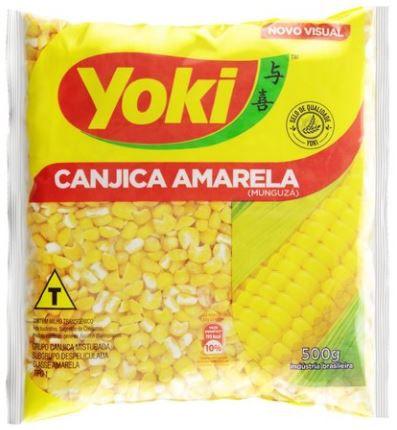 CANJICA AMARELA - YOKI - 500g