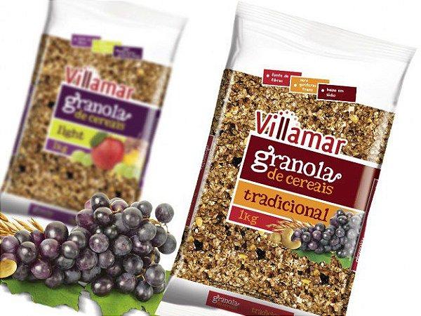 GRANOLA - VILLAMAR - 1kg