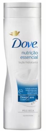 LOÇAO HIDRATANTE DOVE - 200mL