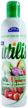 Esterilizador hortifruti - Utilis - 300ml